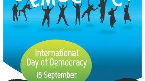 Nazioni Unite: giornata internazionale della democrazia, 15 settembre 2019