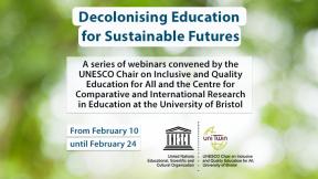 Seminar Decolonising education
