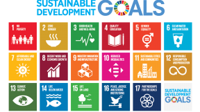 Logo Agenda 2030 per lo Sviluppo Sostenibile