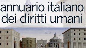 Copertina Annuario Italiano dei Diritti Umani