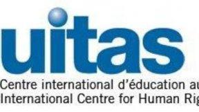 Logo Equitas – Centro internazionale per l'educazione ai diritti umani