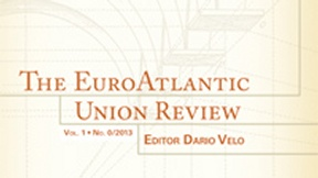 EuroAtlantic Union Review, copertina, 2013