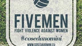 Logo campagna #cosedauomini