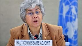 Flavia Pansieri, Vice Alto Commissario delle Nazioni Unite per i diritti umani