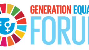 Generation Equality Forum 2021 logo