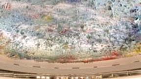 NU, Ginevra, Sala del Consiglio dei diritti umani