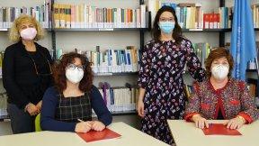 Protocollo d'intesa tra il Centro Diritti Umani dell'Università di Padova e il Centro Veneto Progetti Donna, 4 marzo 2021