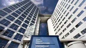 La sede della Corte Penale Internazionale ne L'Aia, Paesi Bassi.