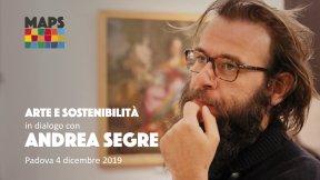 Arte e Sostenibilità in dialogo con Andrea Segre