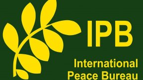 Logo dell'International Peace Bureau