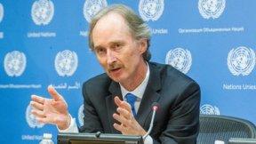 Foto di Geir O. Pedersen, quarto Inviato speciale delle Nazioni Unite per la Siria