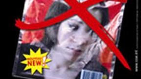 Poster contro la tratta di esseri umani