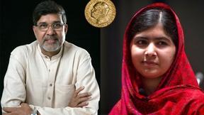 Foto dei Premio Nobel per la Pace 2014