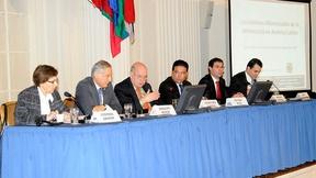 38° tavola rotonda sulle politiche dell'OSA, Washington DC, 13 dicembre 2011