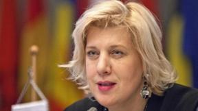 Dunja Mijatović, Rappresentante dell'OSCE sulla libertà dei media