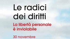 logo convegno: Le radici dei diritti, Verona, 2012