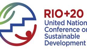 Logo della Conferenza sullo Sviluppo Sostenibile Rio+20