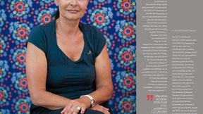 """Foto di Francine Jacob Schutt, progetto """" Rom - i percorsi d'integrazione riusciti"""" all'interno della   campagna """"Dosta!"""" del Consiglio d'Europa, 2013"""
