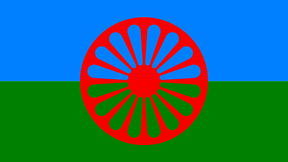 International Flag of the Roma people