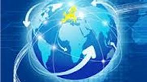 Pianeta come simbolo dell'azione globale dell'UE