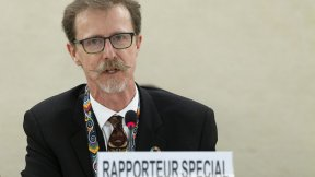 SR ambiente e diritti umani, David Boyd