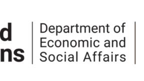 Logo delle Nazioni Unite, Dipartimento per gli affari economici e sociali delle Nazioni Unite nella risposta al COVID-19