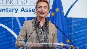 Foto di Pejčinović Burić, Segretaria generale del Consiglio d'Europa