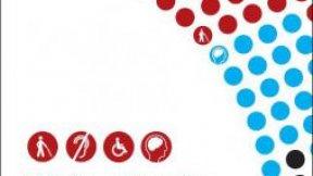 """Copertina delle """"Linee Guida sulla promozione della partecipazione politica delle persone con disabilità"""" dell'OSCE ODIHR"""