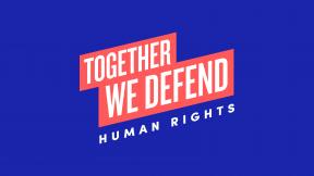 Together We Defend, campagna di sensibilizzazione lanciata dallo Special Rapporteur delle Nazioni Unite sulla situazione dei difensori dei diritti umani Michel Forst