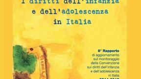 8° Rapporto CRC che monitora l'attuazione in Italia della Convenzione Onu sui diritti dell'Infanzia