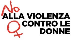 """Nazioni Unite, logo del concorso """"NO alla violenza contro le donne"""", 2011"""