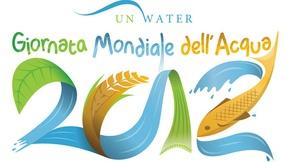 Logo della Giornata Mondiale dell'Acqua, 2012