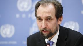 Zeid Ra'ad Zeid Al-Hussein, Alto Commissario per i Diritti Umani