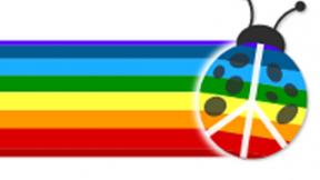 Logo Antenne di Pace, Rete Caschi Bianchi
