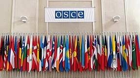 Bandiere dei Paesi membri dell'OSCE