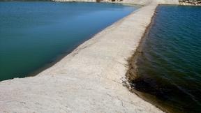 Struttura idraulica in Kazakistan per la produzione di acqua potabile