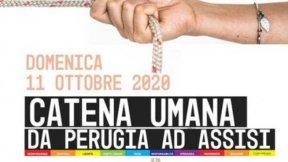 Catena Umana PerugiAssisi 2020