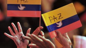 Processi di Pace in Colombia