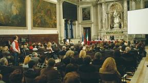 """Convegno """"Statuti regionali e garanzie: il ruolo della difesa civica"""", Venezia, 2003."""