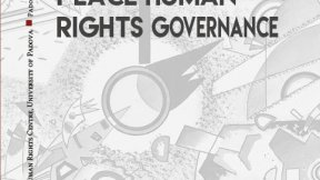 Cover of the Journal PEace Human Rights Governance