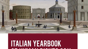 Cover of the Italian Yearbook of Human Rights 2011, Brussels, Peter Lang 2012