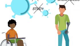 impatto COVID-19 sulle persone con disabilità