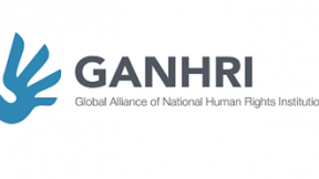 logo di GANHRI (global alliance of national human rights institutions)