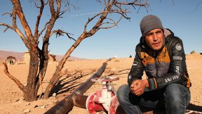 Said Nait Lhou, attivista ambientale – Marocco