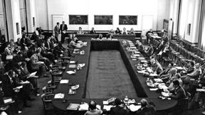 47a sessione del Comitato sul disarmo, Palazzo delle Nazioni, Ginevra, 1960