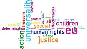 L'Unione Europea e i diritti umani