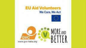 Ufficio Progetto Giovani, incontro EU Aid Volunteers, locandina