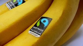 Banane del commercio equo e solidale
