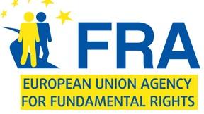 Logo dell'Agenzia per i diritti fondamentali dell'Unione Europea, istituita nel 2007.