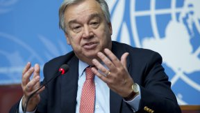 Antonio Guterres, Segretario Generale delle Nazioni Unite